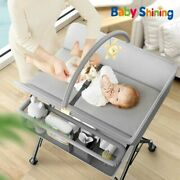 Crib Babies Bed Table Changing Diapers Multi-functional Newborn Foldable Indoors
