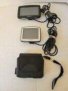 Lot Of 2 Tom Tom Gps Navigation Systems Tomtom Xl And Tom Tom One N14644