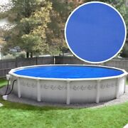 Swimline Oxford Cloth Round Above Ground Swimming Winter Cover Pool Cover Only
