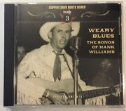 Various Artists – Weary Blues The Songs Of Hank Williams – Cd Copper Creek