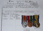 Wwi Mercantile Marine To Boy Then Royal Navy As Boy Ii + Details