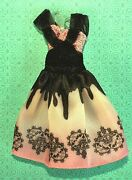 Monster High C.a. Cupid Sweet 1600 Pink And Black Dress