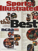 2012 Northwestern Mutual Special Issue Sports Illustrated Newsstand Si Presents
