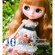 Cwc Limited Ed 10th Anniversary Neo Blythe Ten Happy Memories With Cardboard