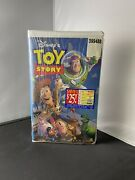 Sealed Walt Disney Toy Story Vhs 2001 Clamshell 6703 Rare Collectible
