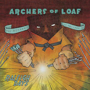 Archers Of Loaf - Raleigh Days - Vinyl Record 7.. - C1167c
