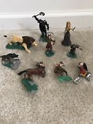 The Chronicles Of Narnia Toy Figures