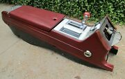 1964 64 Chrysler Center Console With Shifter New Yorker 300 Nice Red