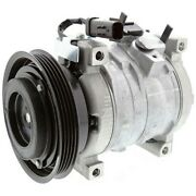 471-0800 Denso A/c Ac Compressor New With Clutch For Chrysler Pt Cruiser 01-10