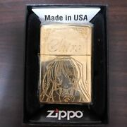 Rare No.000 Fortune Arterial Togihaku Zippo Gold Limited Lighter August Aterial
