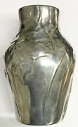 Louis Comfort Collection Sterling Silver Vase