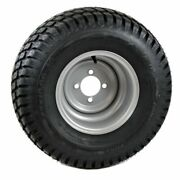 Husqvarna 580747001 Lawn Tractor Wheel Assembly, 22 X 10-in Genuine Oem Part