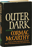 Cormac Mccarthy Outer Dark First Edition 1968 154203