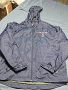 Camp Fitch Ymca Charles River Apparel One Of A Kind Navy Staff Jacket Size M
