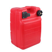 6 Gallon Gas Tank Gasoline Diesel Marine Outboard External Fuel Tanks For Boat