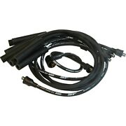 5530 Msd Set Of 8 Spark Plug Wires New For Fury Van Plymouth Valiant Satellite