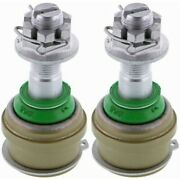 Set-metxk80026-2 Mevotech Ball Joints Set Of 2 Front Driver And Passenger New Pair