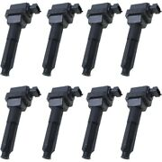 Set-wkp9212073-8 Walker Products Ignition Coils Set Of 8 New For Mercedes S500