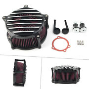 Cnc Air Cleaner Spike Intake Filter Fit Harley Sportster 883 1200 Xr1200x Xl883l