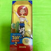 Toy Story Jesse Mattel Barbie Doll Unused Charming Face