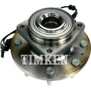 Sp620303 Timken Wheel Hub Front Driver Or Passenger Side New 4wd 4x4 For Chevy