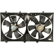 76163 4-seasons Four-seasons Cooling Fan Assembly New For Mitsubishi Lancer