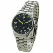 Omega Dynamic Ii Stainless Steel Automatic Wristwatch 5200.50.00