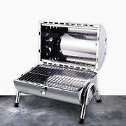 Portable Bbq Grill Charcoal Grill Camping Home Kitchen Outdoor Bbq Accessories