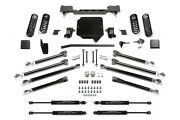 Fabtech 2020 For Jeep Gladiator Jt 6 Cyl 4wd 3in Crawler System W/stealth Shocks