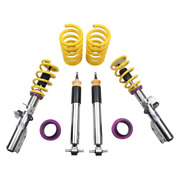 Kw Coilover Kit V3 2015 For Ford Mustang Coupe + Convertible Excl. Shelby Gt500