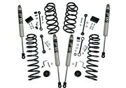 Superlift 18-19 For Jeep Wrangler Jl Unlimited 2.5in Lift Kit Including Rubicon
