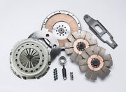 South Bend Clutch 94-98 For Ford 7.3l Powerstroke Zf-5 Sfi Comp Dual Disc Clutch