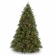 And039feel Realand039 Pre-lit Artificial Christmas Tree   Includes Pre-strung 7.5 Ft