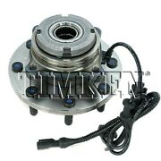 515025 Timken Wheel Hub Front Driver Or Passenger Side New 4wd 4x4 4-wheel Abs