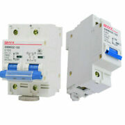80-125amp Dc Circuit Breaker Air Switch For Solar Panel And Battery 1p 2p 400vdc