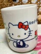 1976 Hello Kitty Japanese Teacup Vintage Collectible