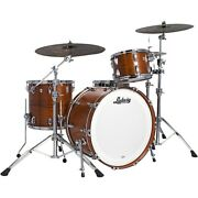 Ludwig Classic Oak 3-piece Pro Beat Shell Pack W/24 In. Bass Tennessee Whiskey