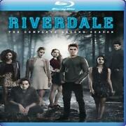 Riverdale The Complete Second Season Blu-ray, 2018 Mod