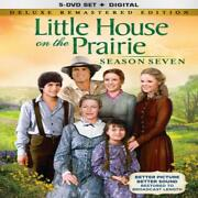 Little House On The Prairie Season 7 Deluxe Remastered Edition Dvd/5 Disc