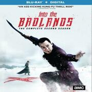 Into The Badlands The Complete Second Season Blu-ray, 2018