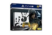 Sony Playstation 4 Ps4 Pro 1tb Limited Edition Console - Death Stranding Bundle