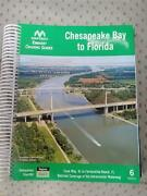 Map Tech Chartbook Cruising Guide Chesapeake Bay To Florida Regions 4 And6. Ed. 6