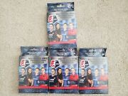 Lot Of 4x 2021 Parkside Official Nwsl 25 Trading Card Hanger Box Premier Edition