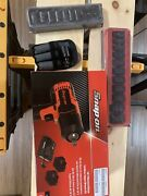 Snap-on Ct8850 1/2 Dr. 18v Impact, With Sockets And Batteries