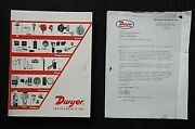 1997 Dwyer Instruments Full Line Catalog Michigan City In 200+ Page Craig Martin