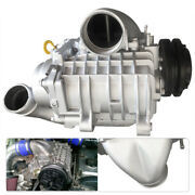 Supercharger Compressor Booster For Suvs Cherokee Toyota Previa V-shaped Pulley