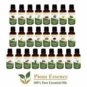 100 Pure Essential Natural Oils For Cosmetic,aromatherapy, Soap, Candles -250ml
