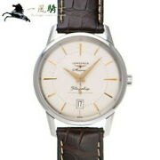 Longines Flagship Heritage L4.795.4.78.2 Menand039s Watch Used Good Condition
