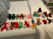 Beanie Babies. Package Of 25 Rare Beanie Babies For Sale As A Group