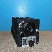 Wwii R-23a/arc-5 Military Aircraft Radio Receiver W/ Ft-310-a Adapter